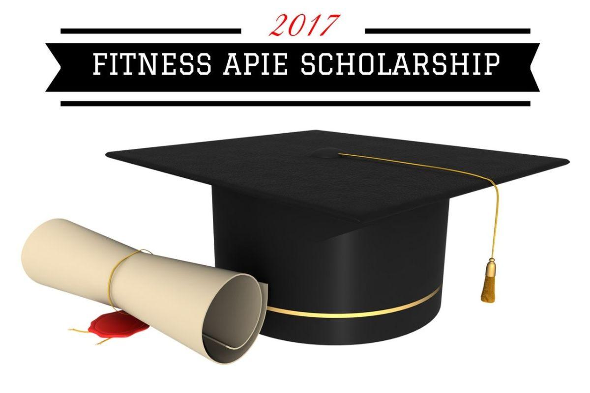 Fitness Apie Scholarship