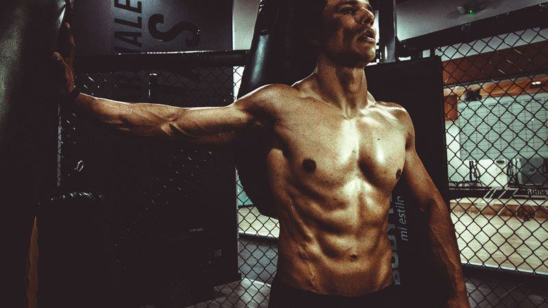 tips to get abs pop