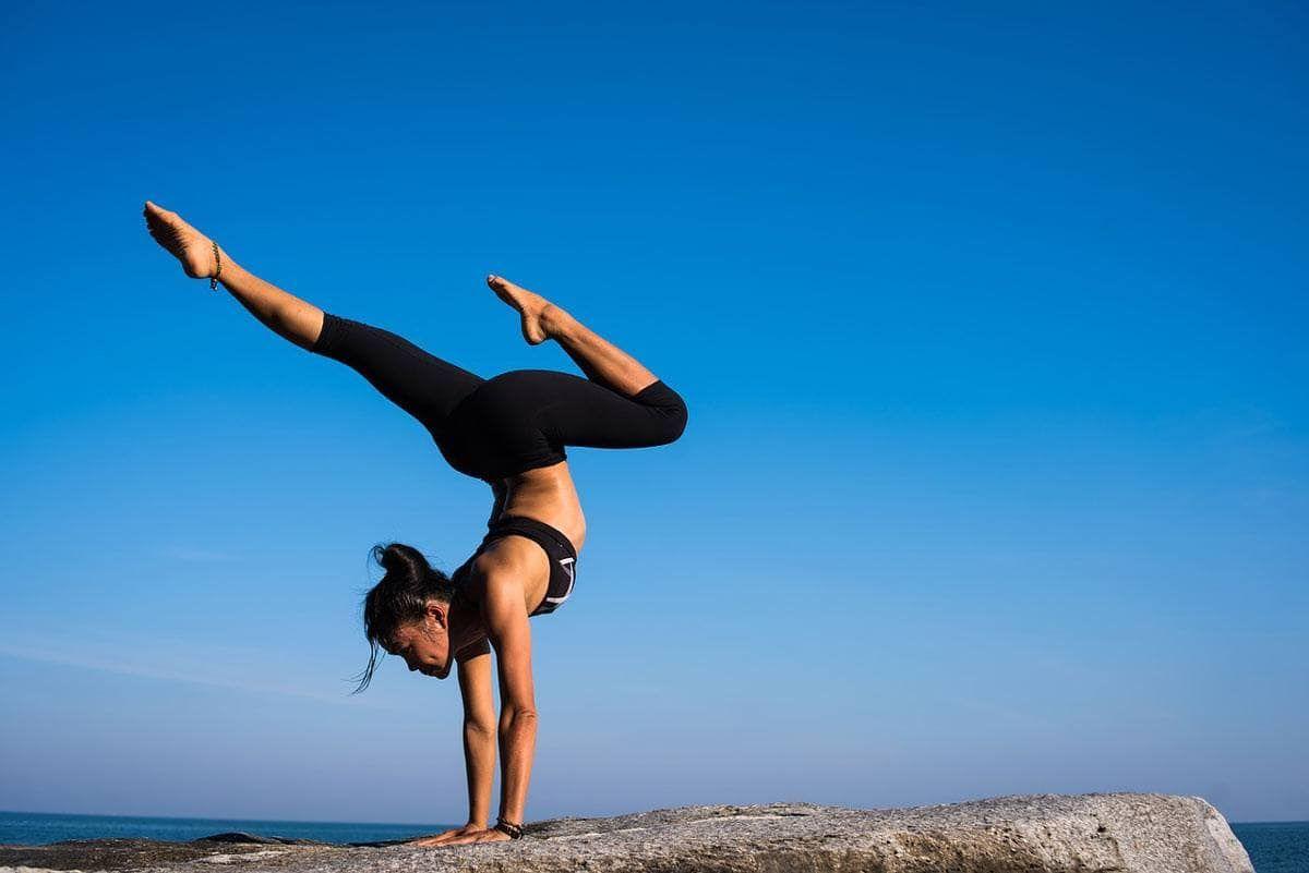 Yoga With Bodybuilding