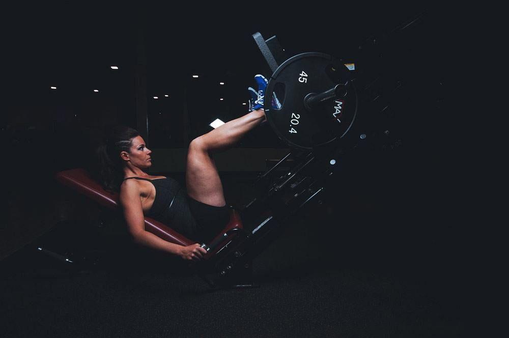 Leg Presses Exercise