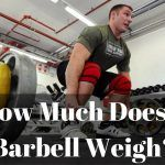How Much Does A Barbell Weigh?