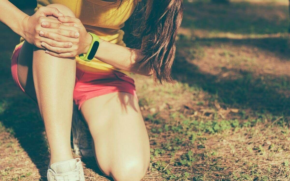 Wall Sit Workout Provides Relief For Runner's Knee