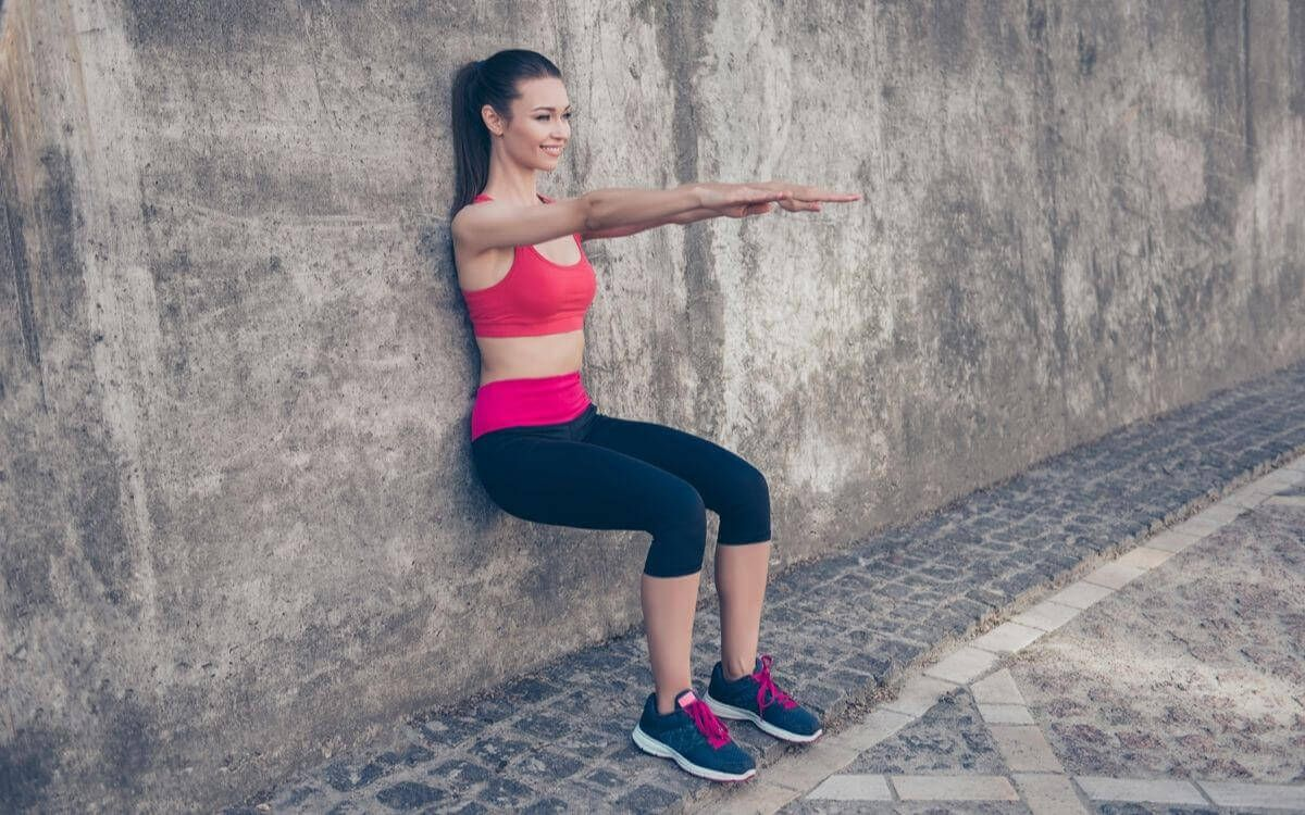 Benefits of Wall Sits