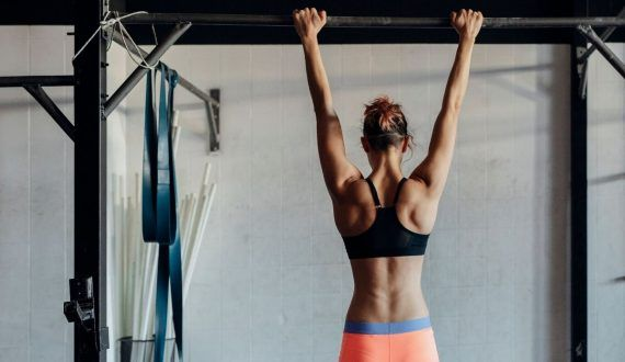 15 Benefits Of Doing Pull Ups Every Day