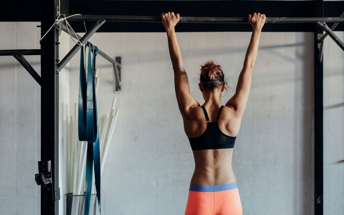 Benefits Of Doing Pull Ups Everyday