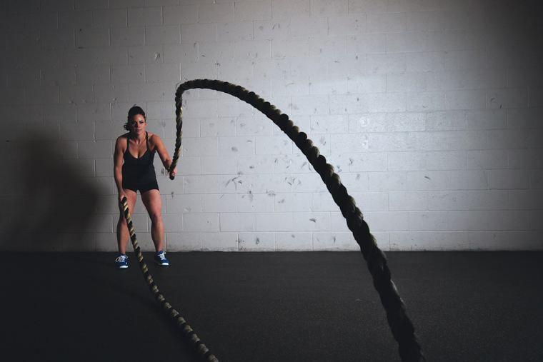 Battle Rope Wave