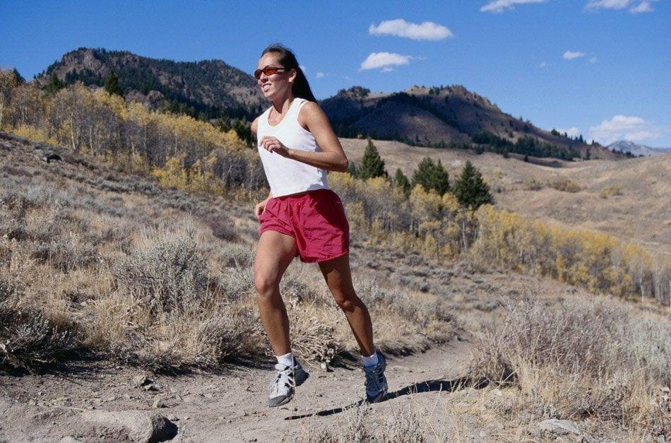 aerobic exercise cardio running
