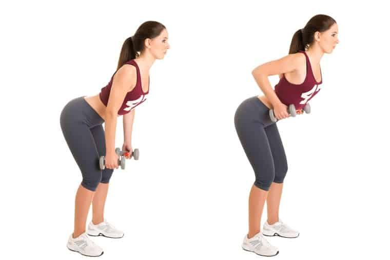 Bent-Over Rows