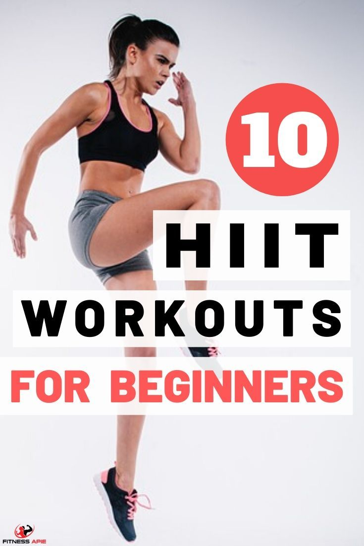 10 HIIT Workouts For Beginners