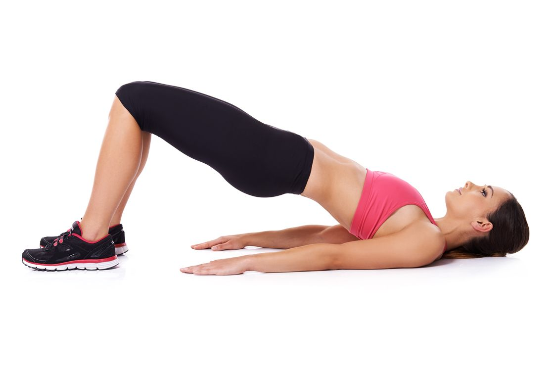 Home Exercises To Build Up Glutes And Firm Butt