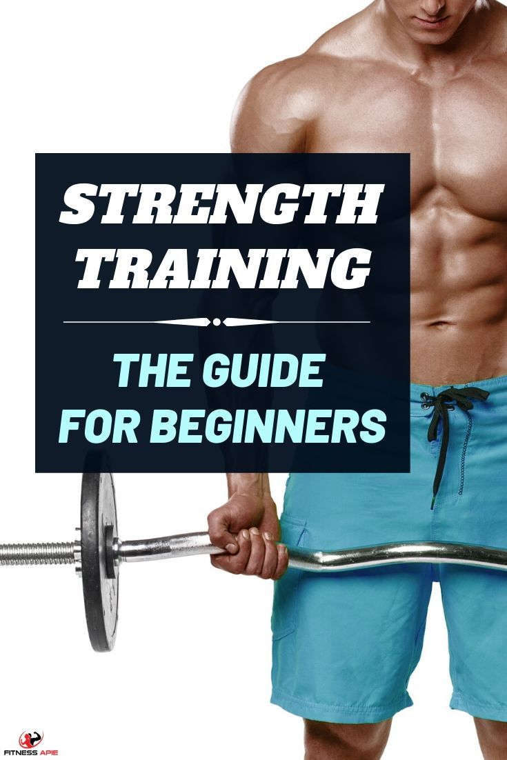 Guide Strength Training For Beginners
