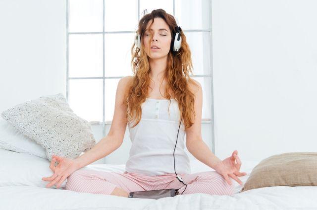 Keep Calm and Meditate