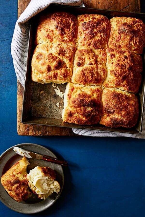 Quick 'n' Easy Southern Biscuits
