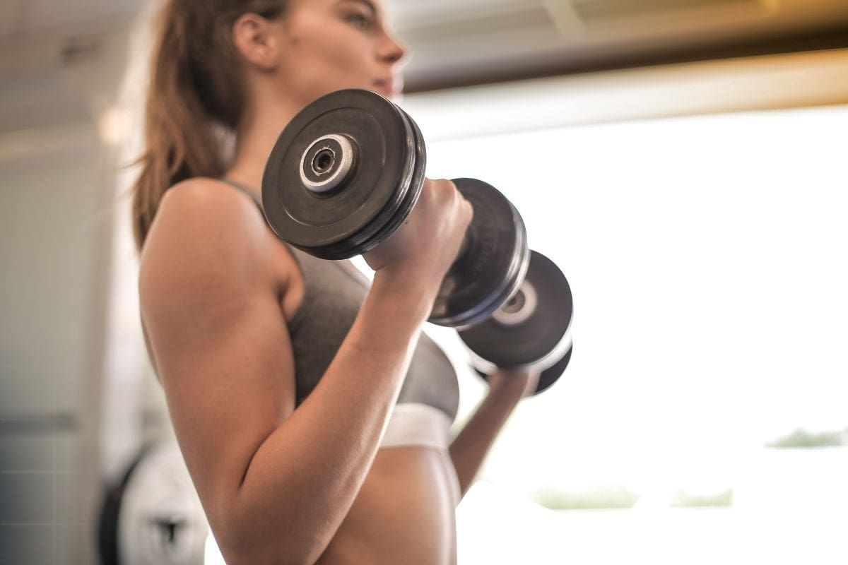 Dumbbell Arm Workout