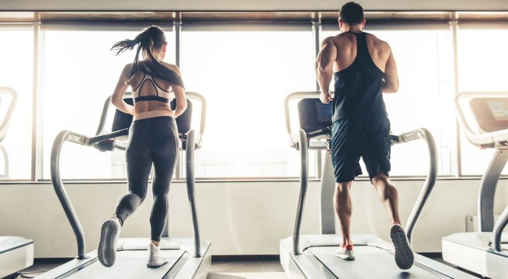 Shock Absorption For Treadmill
