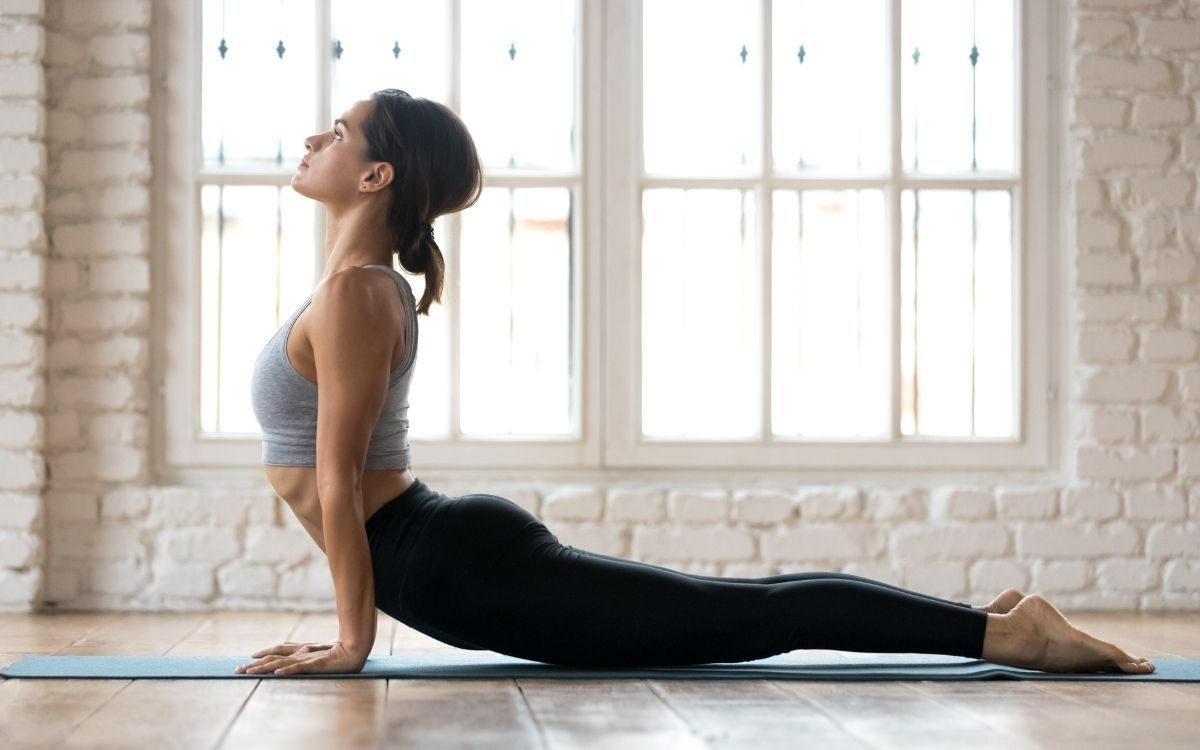 Yoga Workout For Killer Abs