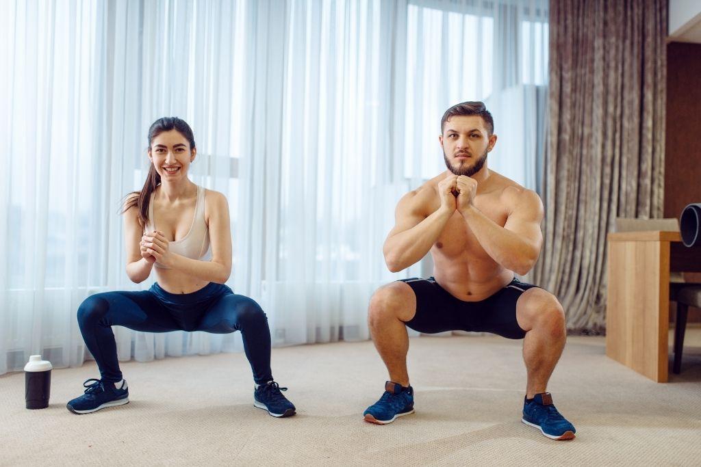 Home Workout Plan